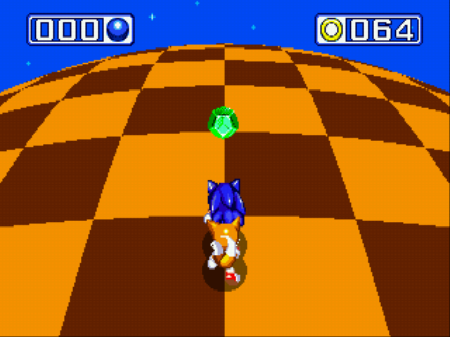 Sonic the Hedgehog 3 - Emerald #1 - User Screenshot